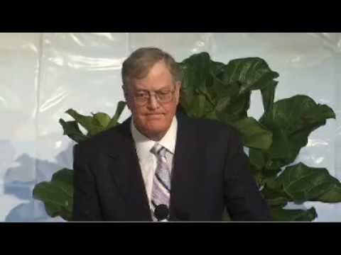 David H. Koch, Director & Executive Vice President, Koch Industries