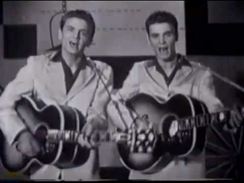 The Everly Brothers - 1957 - Bye Bye Love