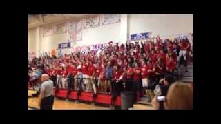 Cardinal Crazies- Senior Night
