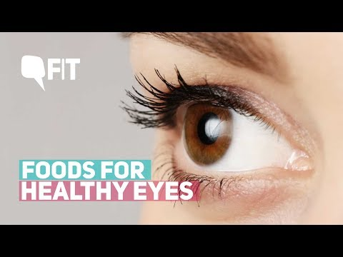 Want Healthy Eyes? Include These 14 Foods in Your Diet | Quint Fit