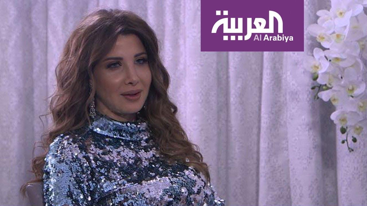 صباح العربية | نانسي عجرم حامل وسعيدة بلقب أم البنات