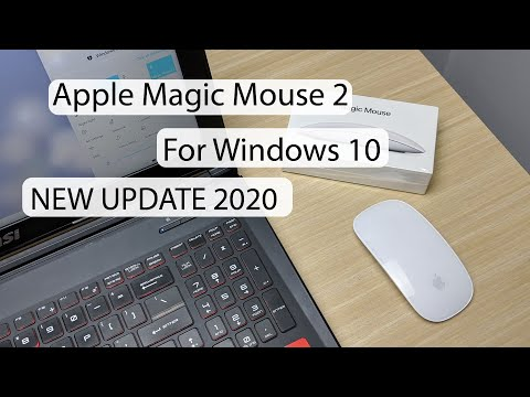 How To Install Apple Magic Mouse 2 For Windows 10 – NEW UPDATE 2020