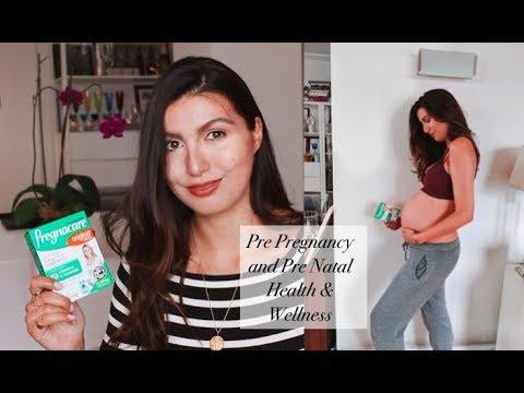 Pre Pregnancy & Pre Natal Health and Wellness