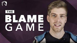 the blame game s6 summer playoffs r1 the dardoch problem nv draft