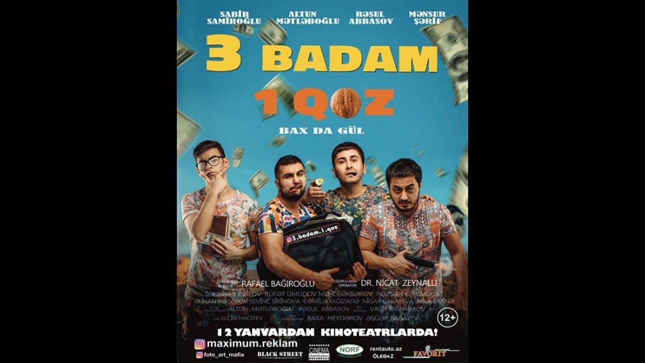 3  BADAM 1 QOZ  tam versiya film (2017)