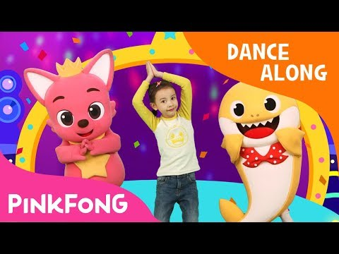 Ba Shark Dance Remix  Dance Along  Pinkfong Songs for Children