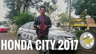 """HONDA CITY 2017 """"Lo cómodo conoce a lo económico"""""""