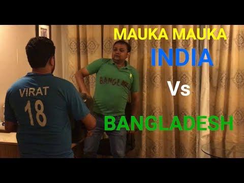 Mauka Mauka | India vs Bangladesh | Semi Final | Champions Trophy 2017
