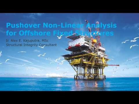 Cost Optimization With Pushover Analysis for Offshore Structure