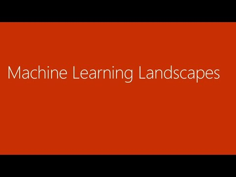 Patterns, Architecture, & Best Practices: Scaling Machine Learning Algorithms with Azure