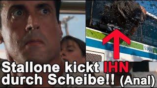 Prügel dich niemals im Bus, sonst... *Gewaltanalyse*