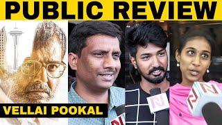 Vellai Pookal Public Review Vivek Charle Pooja Devariya
