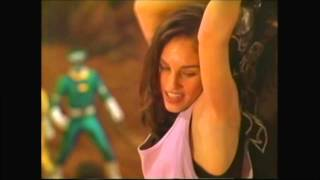 All Scenes of Kim in Turbo A Power Rangers Movie (VHS Version)