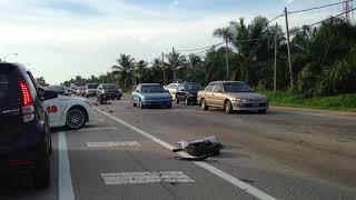 Klang - Road Accident (Malaysia)