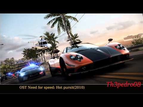 Killa Kela - Get A Rise Need For Speed Hot Pursuit 2010 OST BSO