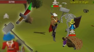 Good Old Dds - Gmaul (60 Attack Pure Pking)