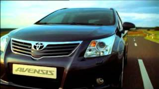 2009 Toyota NEW AVENSIS Videos