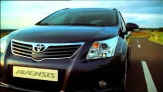 2009 Toyota Avensis Optimal Drive