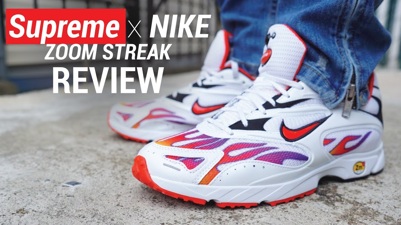 release info on half price good looking SUPREME NIKE ZOOM STREAK SPECTRUM: THE WORST DAD SHOE REVIEW