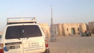 Тунис Сахара Площадка Здесь происходили съёмки Звездные воины