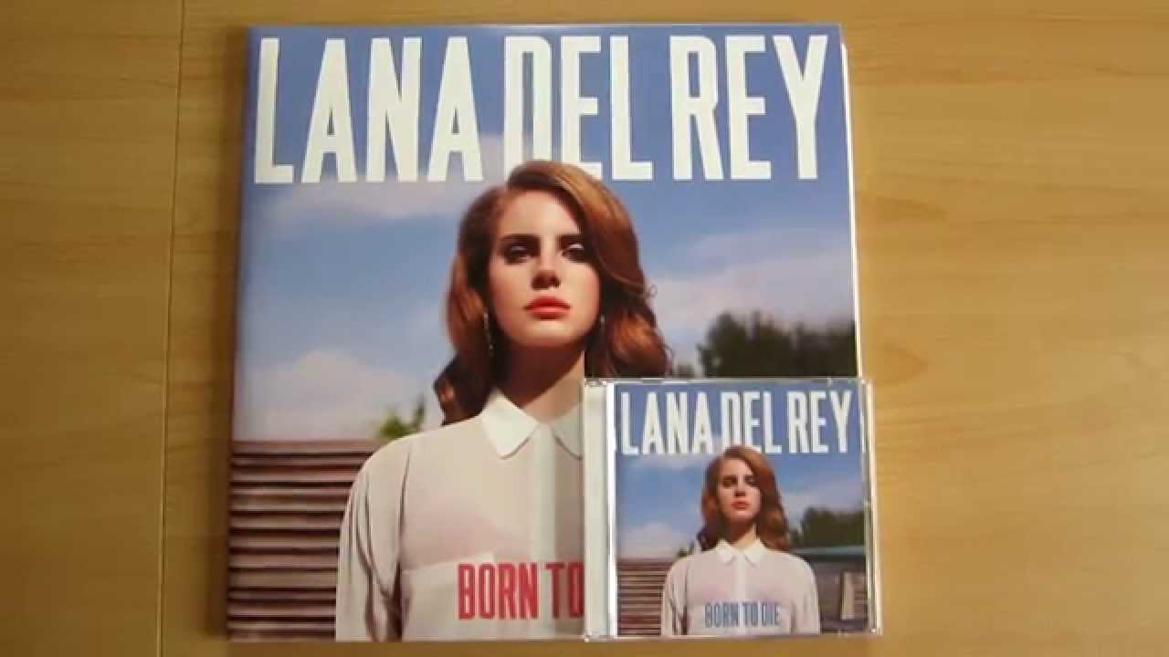 Lana Del Rey Born To Die Vinyl Unboxing Youtube