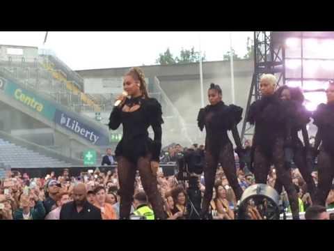 [MULTI CAM] Beyonce Formation Live @Croke Park Dublin Ireland