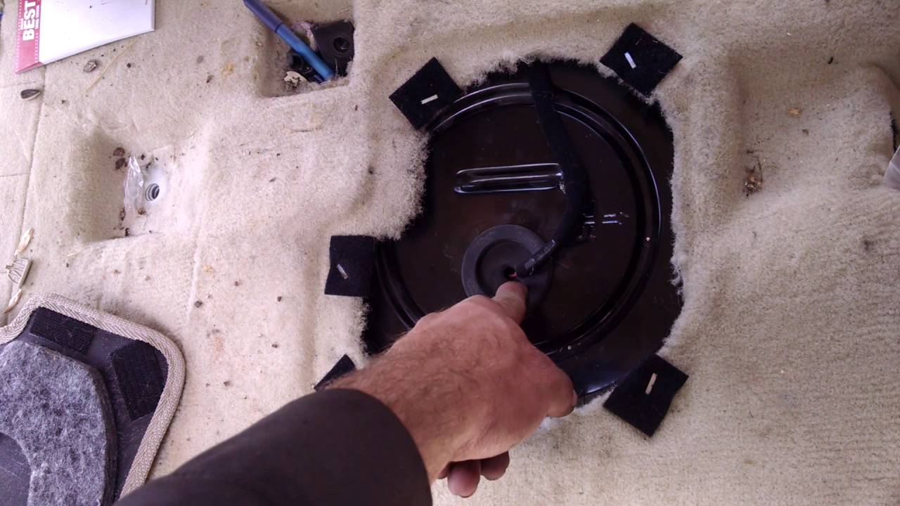Hyundai Santa Fe Fuel Pump Replacement