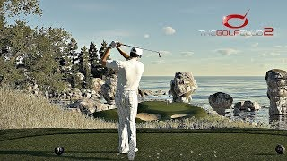 The Golf Club 2 Society Events #13 - HOUSE ON THE CLIFF | Ps4 Pro Gameplay