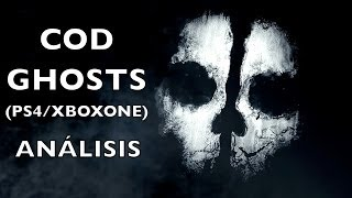 Call of Duty Ghosts (XboxOne/PS4) Análisis Sensession 1080p