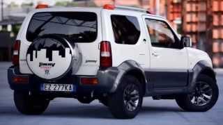 2016 Suzuki Jimny Ranger   Exterior and Interior Walkaround   2015 Frankfurt Motor Show