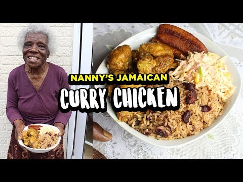 Mother's Day Special Recipe: Nanny's Jamaican Curry Chicken