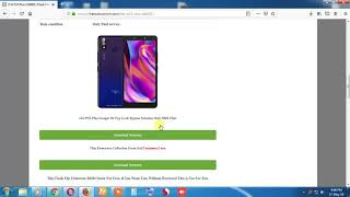 download itel a11 firmware