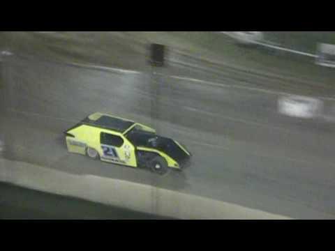 Crowley's Ridge Raceway 5/21/16 #21 Chris Sims Modified Feature Race