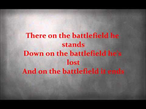 [HD] Battlefield by Blind Guardian with lyrics