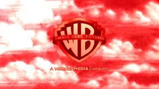 WB/NLC Horror logo (2018; with WM byline)