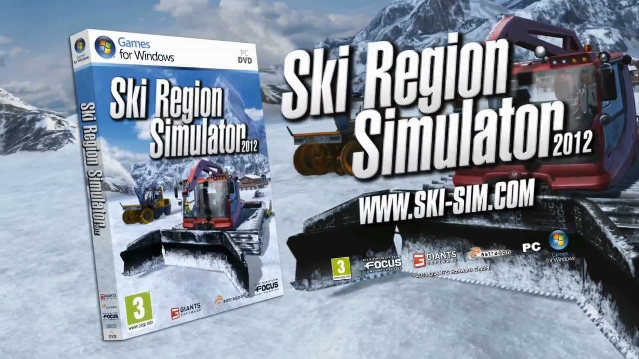ski region simulator 2012 youtube. Black Bedroom Furniture Sets. Home Design Ideas