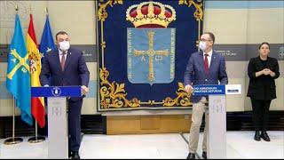 Asturias pide al Gobierno un confinamiento domiciliario de 15 días