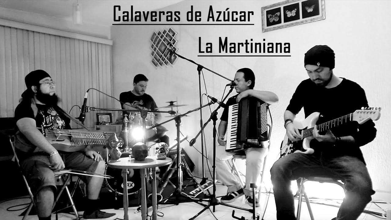 Calaveras de Azúcar - La Martiniana