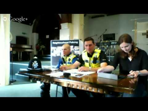 Selly Oak - Police and Community Meeting