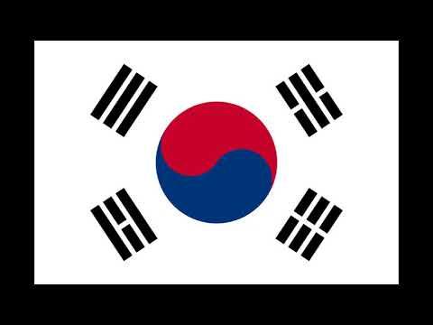 Aegukga - National anthem of South Korea