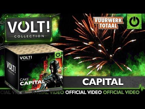 Capital - VOLT! Collection vuurwerk - Vuurwerktotaal [OFFICIAL VIDEO]
