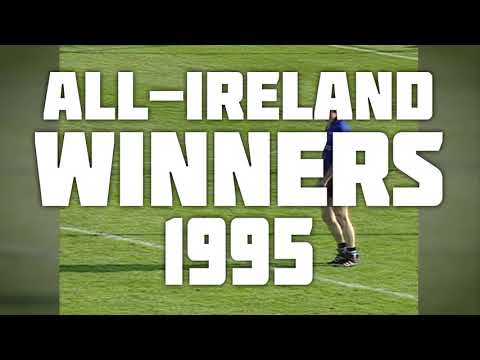 GAA Football Jubilee Team - Dublin 1995