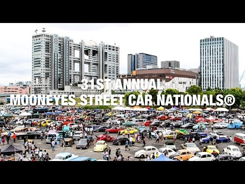 31st Annual MOONEYES Street Car Nationals 2017®
