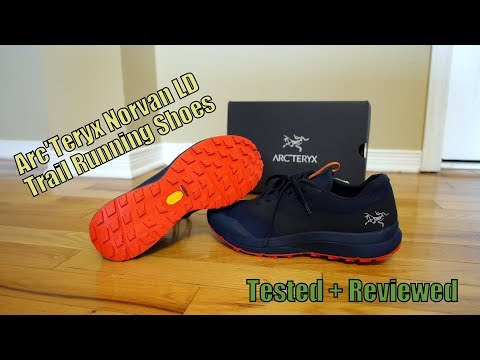 Arc'teryx Norvan LD Trail Shoes Tested + Reviewed YouTube