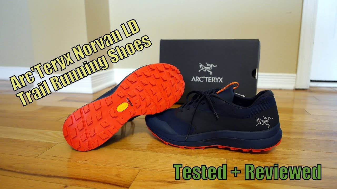 Arc'teryx Norvan LD Trail Shoes Tested + Reviewed