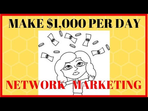 [3 Steps to Make $1000 Per Day in Network Marketing] (Step by Step) 👉 919-459-7585 thumbnail