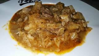 Gjellë e Shijshme-Mish me Lakër !!!