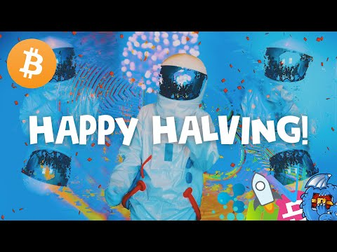Lil Bubble - Half On The Block (Happy Bitcoin Halving!)