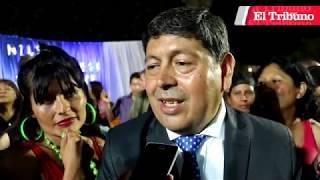 Video. Ortega asumió como intendente de Monterrico