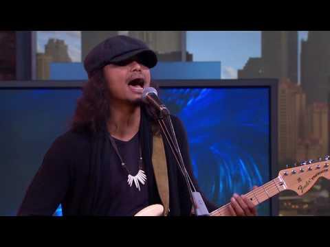 Gugun Blues Shelter - Kandas - Live At Indonesia Morning Show